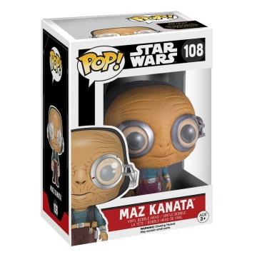 Фигурка Funko POP! Star Wars: Maz Kanata 9621