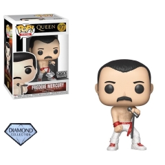 Фигурка Funko POP! Rocks: Queen: Freddie Mercury (Diamond Collection Exclusive) 97