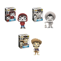 Фигурки Funko POP! Complete Set of 3: Coco 303