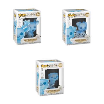 Фигурки Funko POP! Complete Set of 3: Patronus 46994