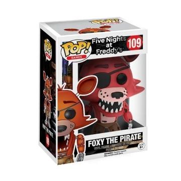 Фигурка Funko POP! Games: FNAF: Foxy The Pirate 11032