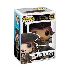 Фигурка Funko POP! Pirates Of The Caribbean: Jack Sparrow 12803