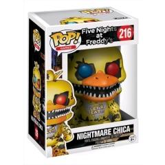 Фигурка Funko POP! FNAF: Nightmare Chica 13734