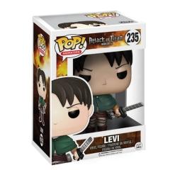Фигурка Funko POP! Attack On Titan: Levi 14196