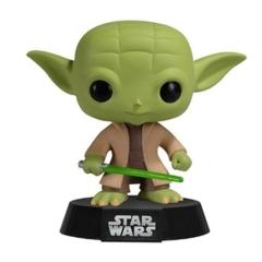 Фигурка Funko POP! Star Wars: Yoda 2322