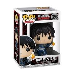 Фигурка Funko POP! Fullmetal Alchemist: Roy Mustang 30698
