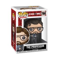 Фигурка Funko POP! La Casa De Papel: The Professor 34496