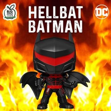 Фигурка Funko POP! Batman: Hellbat Exclusive 373