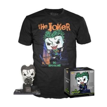 Набор Funko POP And Tee: DC Jim Lee: Joker (S) 38170