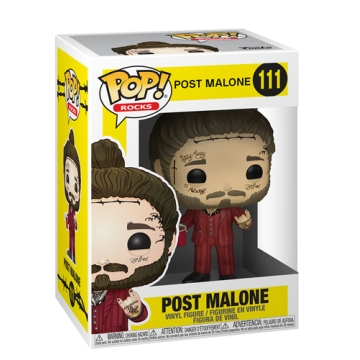 Фигурка Funko POP! Rocks: Post Malone 39181