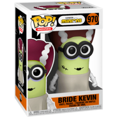 Фигурка Funko POP! Minions: Bride Kevin Exclusive 40108