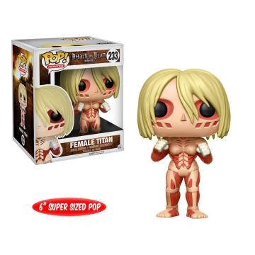Фигурка Funko POP! Attack On Titan: Female Titan 6-Inch 4366