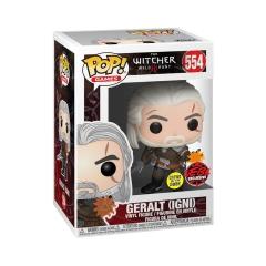 Фигурка Funko POP! The Witcher Wild Hunt: Geralt Exclusive 45039