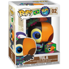 Фигурка Funko POP! Around the World: Tula 45855