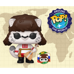 Фигурка Funko POP! Around the World: Pasha 45871