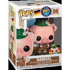 Фигурка Funko POP! Around the World: Hamsel 46107