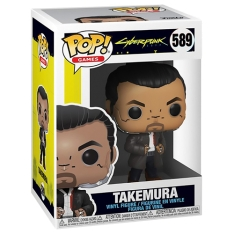 Фигурка Funko POP! Cyberpunk 2077: Takemura 47160
