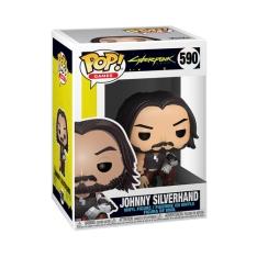 Фигурка Funko POP! Cyberpunk 2077: Johnny Silverhand 47161