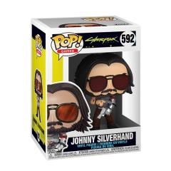 Фигурка Funko POP! Cyberpunk 2077:  Johnny Silverhand 47522