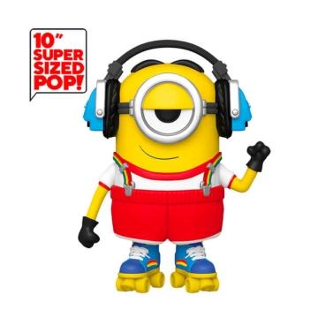 "Фигурка Funko POP! Minions 2: 10"" Inch Roller Skating Stuart 47811"