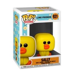 Фигурка Funko POP! Line Friends: Sally 48153