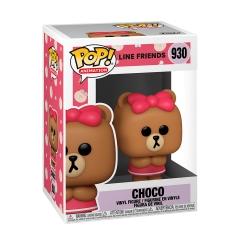 Фигурка Funko POP! Line Friends: Choco 48154