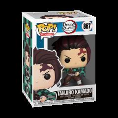 Фигурка Funko POP! Demon Slayer: Tanjiro Kamado 49010