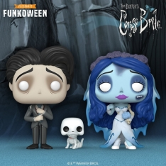 Фигурка Funko POP! Corpse Bride: Emily and Victor 49045
