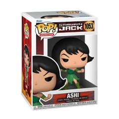 Фигурка Funko POP! Samurai Jack: Ashi 49277