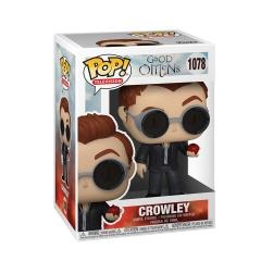 Фигурка Funko POP! Good Omens: Crowley 49280