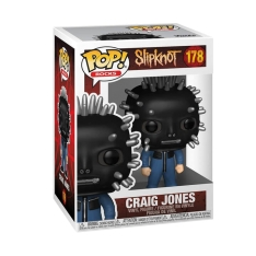 Фигурка Funko POP! Rocks: Slipknot: Craig Jones 49379