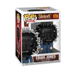 Фигурка Funko POP! Rocks: Slipknot: Craig Jones 49379