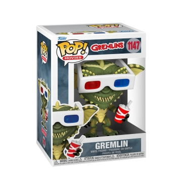 Фигурка Funko POP! Gremlins: Gremlins with 3-D Glasses 49831