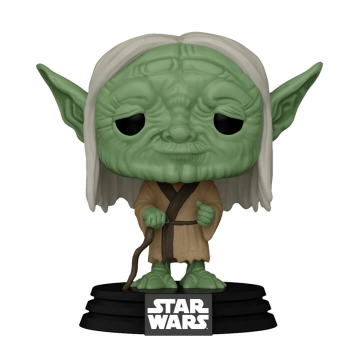 Фигурка Funko POP! Star Wars Concept: Yoda 50112