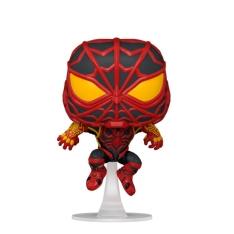 Фигурка Funko POP! Spider-Man: Miles Morales Game S.T.R.I.K.E. Suit 50151