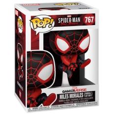 Фигурка Funko POP! Spider-Man: Miles Morales Game Bodega Cat Suit 50152