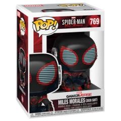 Фигурка Funko POP! Spider-Man: Miles Morales Game 2020 Suit 50154