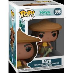 Фигурка Funko POP! Raya and the Last Dragon: Raya 50548