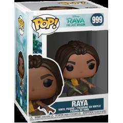Фигурка Funko POP! Raya and the Last Dragon: Raya Warrior 50549