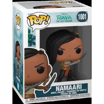 Фигурка Funko POP! Raya and the Last Dragon: Namaari 50552