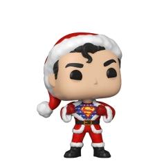 Фигурка Funko POP! Holiday: Superman with Sweater 50651