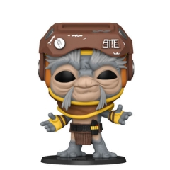 Фигурка Funko POP! Star Wars: Babu Frik 50794