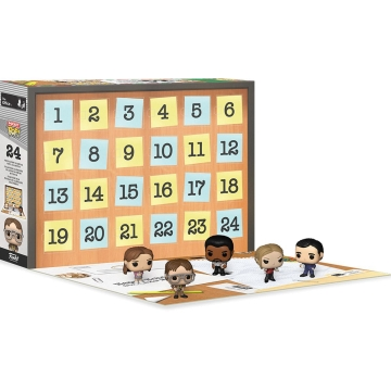 Адвент Календарь Funko The Office 50816