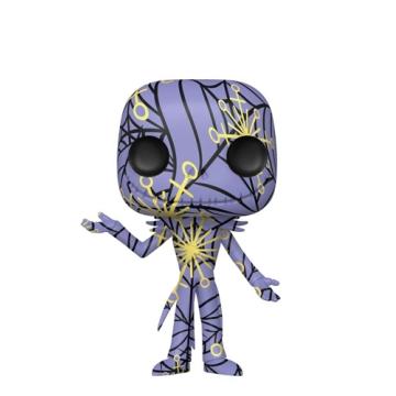 Фигурка Funko POP! The Nightmare Before Christmas: Jack Artist's Series Exclusive 50851