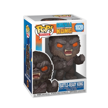 Фигурка Funko POP! Godzilla vs Kong: Battle Ready Kong 50952