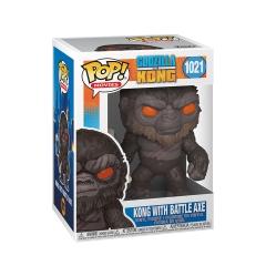 Фигурка Funko POP! Godzilla vs Kong: Kong with Battle Axe 50953