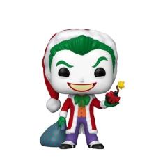 Фигурка Funko POP! Holiday: Santa Joker 51071