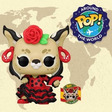 Фигурка Funko POP! Around the World: Carmen 51187