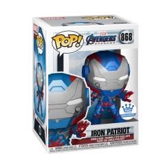 Фигурка Funko POP! Avengers Endgame: Iron Patriot Exclusive 51283