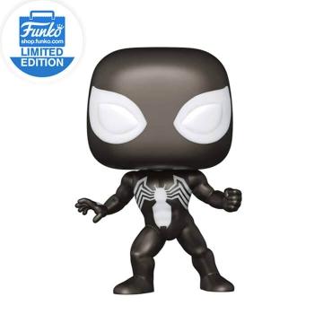 Фигурка Funko POP! Marvel: Spider Man Symbiote Suit Exclusive 51295